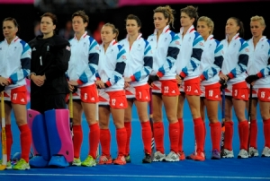 Team GB Hockey 2012 London
