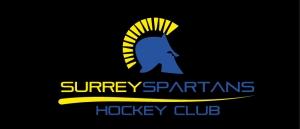 surrey-spartans-hockey-logo