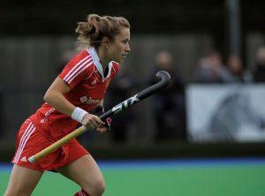 England Hockey's Shona McCallin
