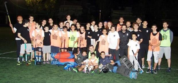 Kifissia Imittos HC squad