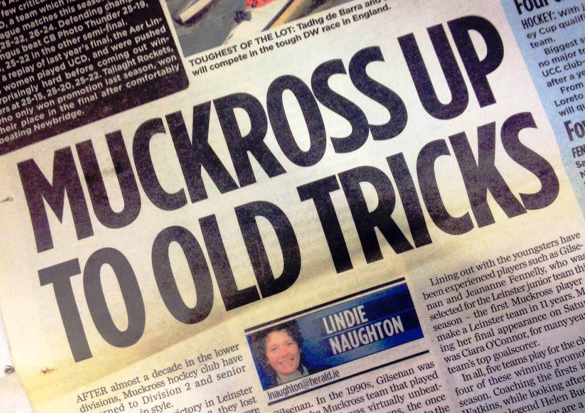 MHC Headline