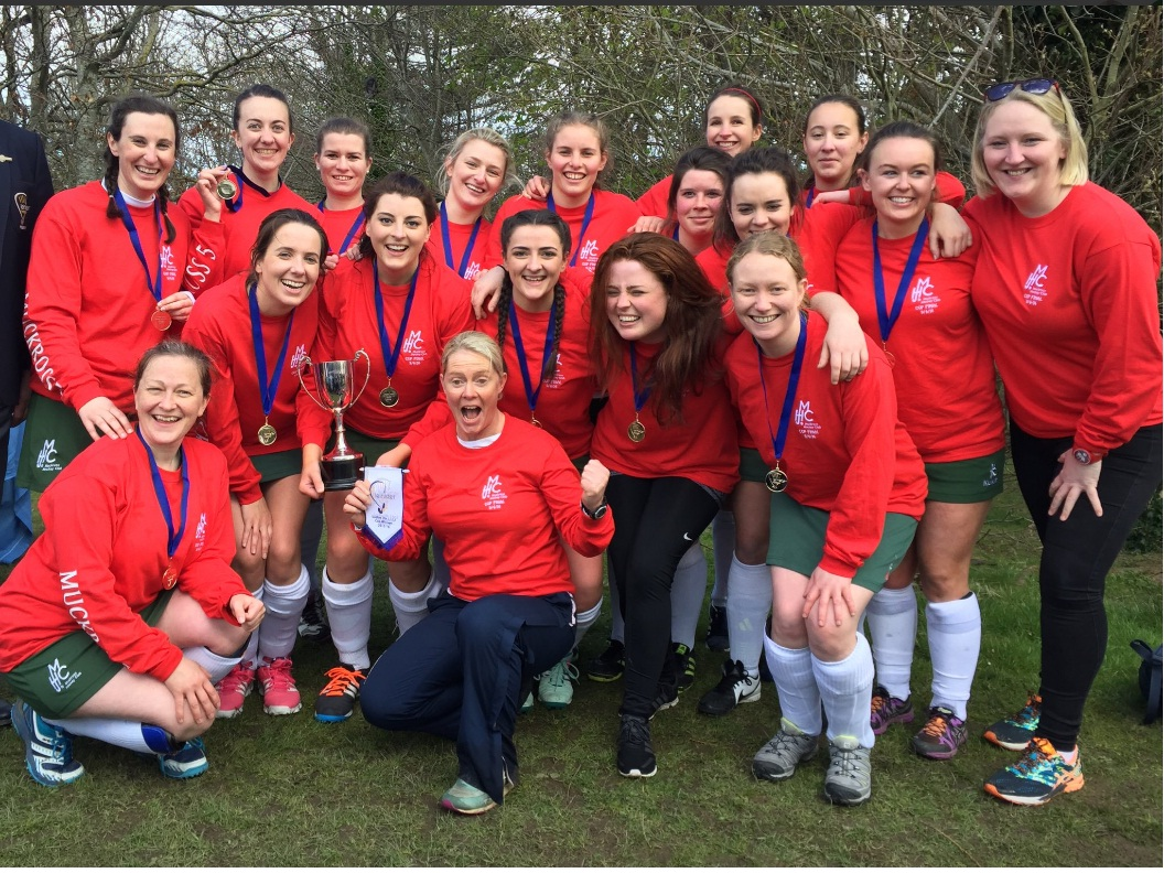 MHC4s Cup Champions 2016