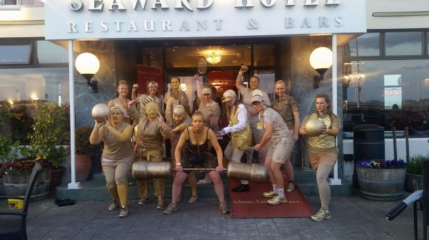 Ashford Hockey Club on Tour